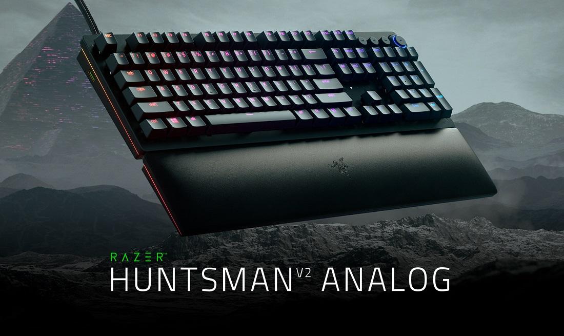 Huntsman v2 analog