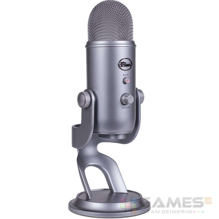 Blue YETI Cool Gray