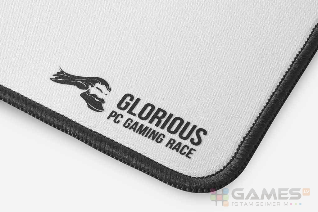 Glorious PC Gaming Race Extended White