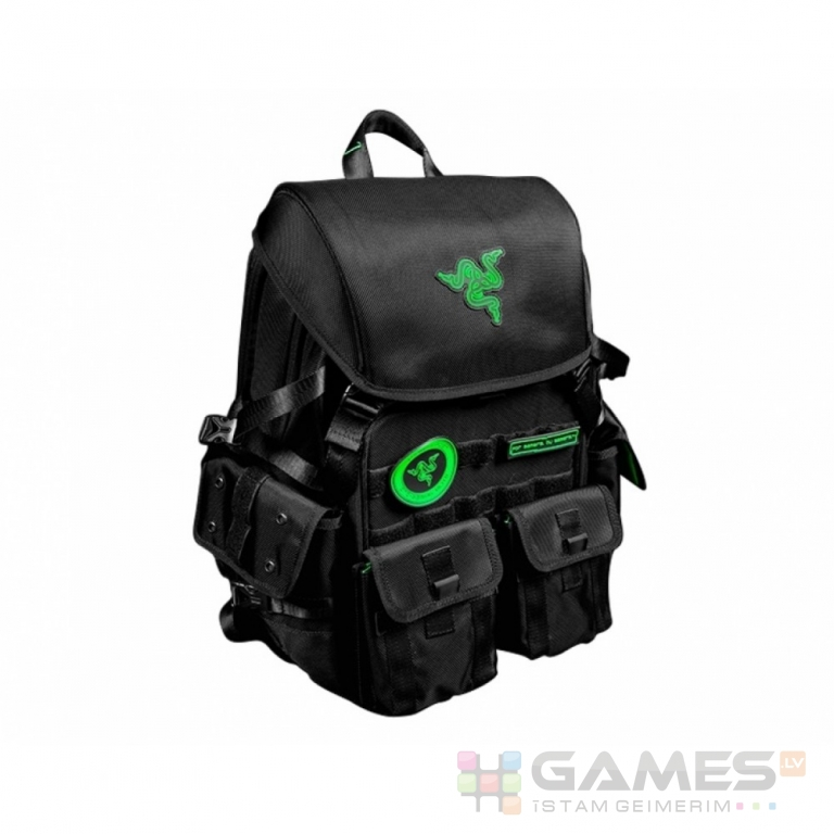 "Razer Tactical Backpack Pro (17.3"")"