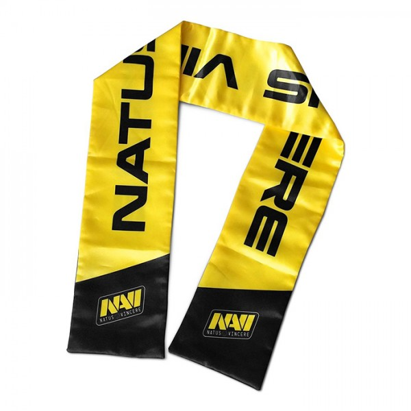 Natus Vincere FAN SCARF yellow