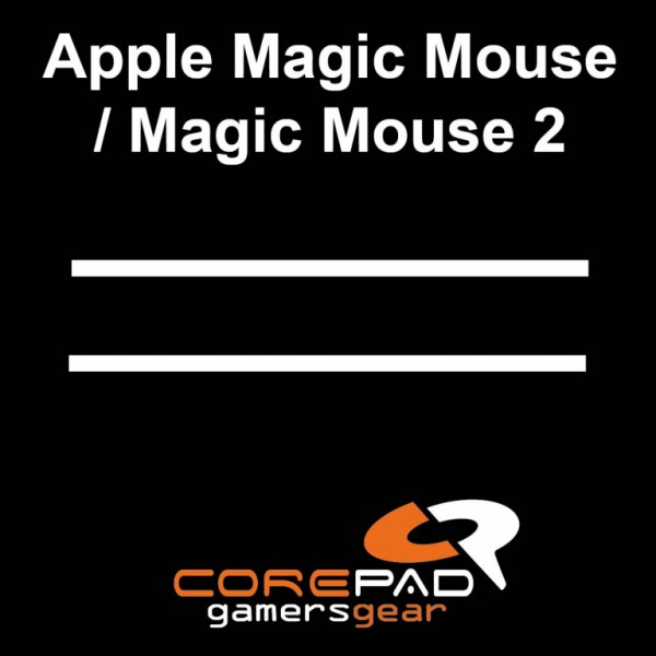 Corepad Skatez for Apple Magic Mouse / Magic Mouse 2