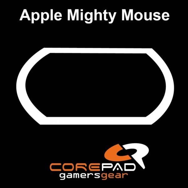 Corepad Corepad Skatez for Apple Mighty Mouse