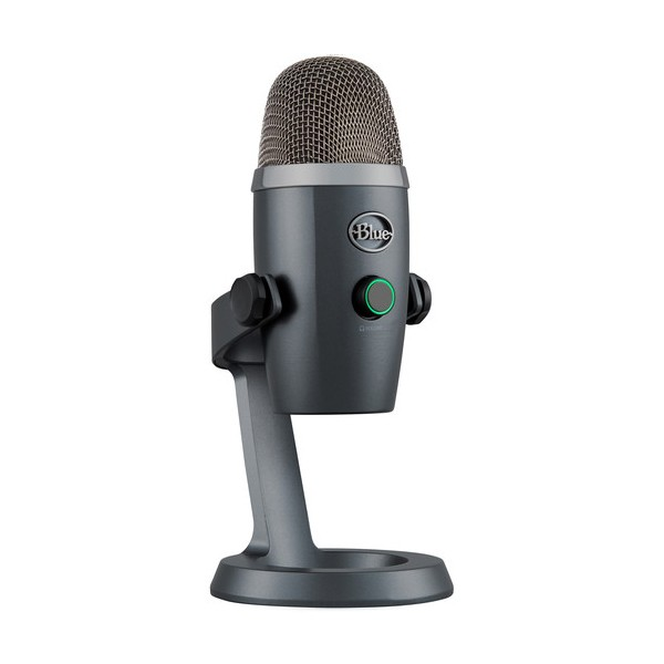 Blue Yeti Nano-Shadow Gray