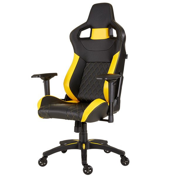 Corsair T1 2018 Black/Yellow