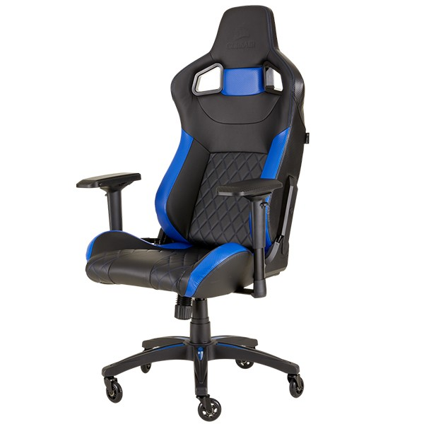 Corsair T1 2018 Black/Blue