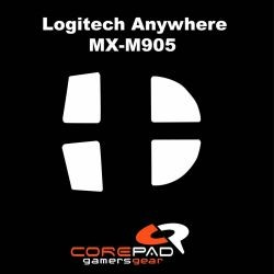 Corepad Skatez for Logitech Anywhere MX-M905 / refresh / Anywhere 2