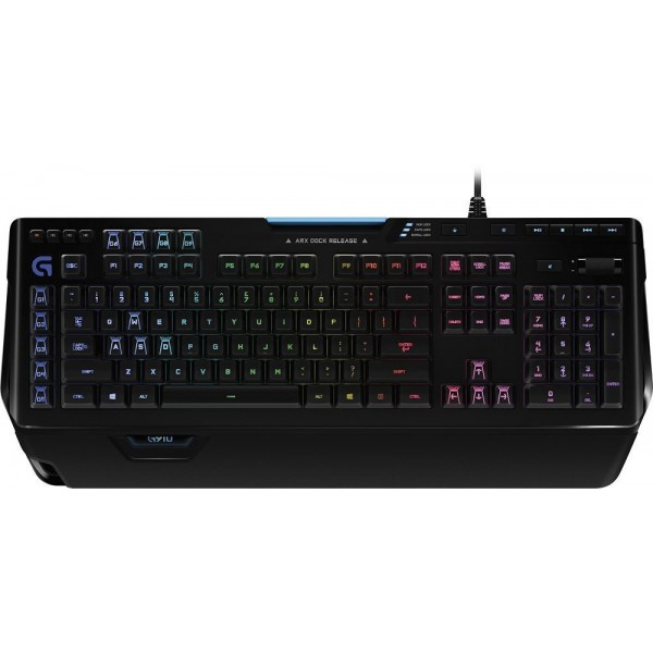 Logitech Orion Spectrum G910, RU