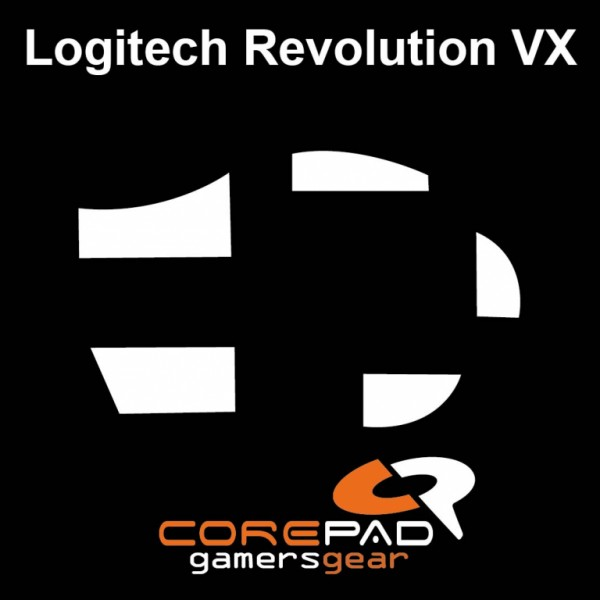 Corepad Skatez for Logitech Revolution VX
