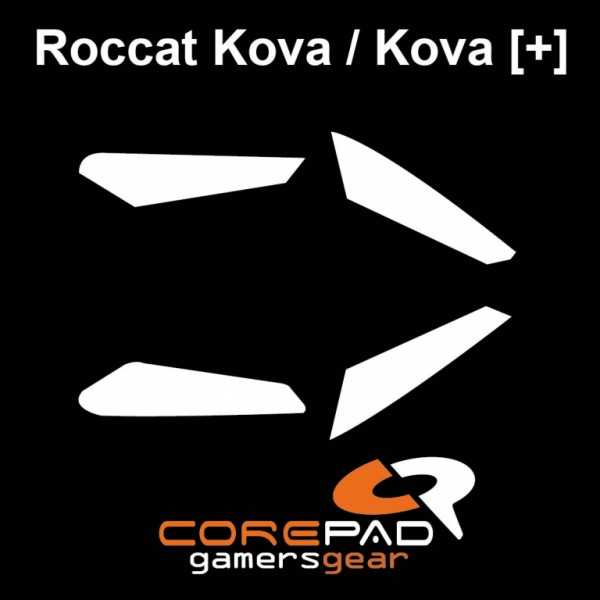 Corepad Skatez for Roccat Kova / [+] / Pure