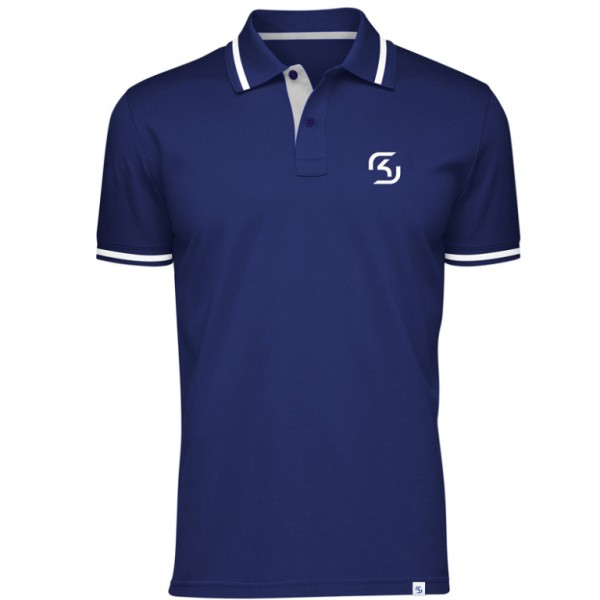 SK Gaming POLO blue