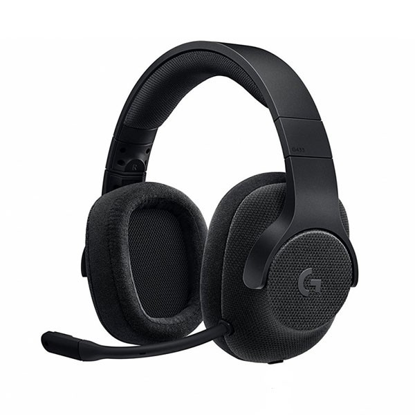 Logitech G433 Triple Black 7.1