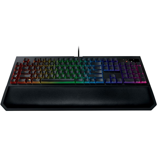 Razer Blackwidow Chroma v2 Green switch, RU
